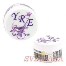 УФ гель однофазный YRE Candy Rose 15г